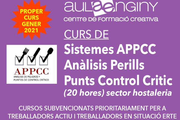 Curs sistemes APPCC