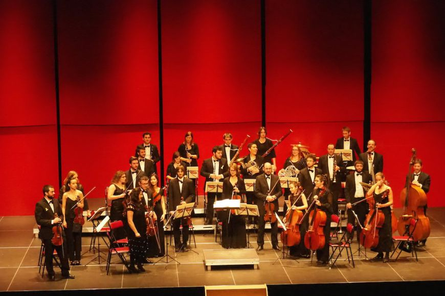 CONCERT D'ANY NOU; VALSOS I POLQUES