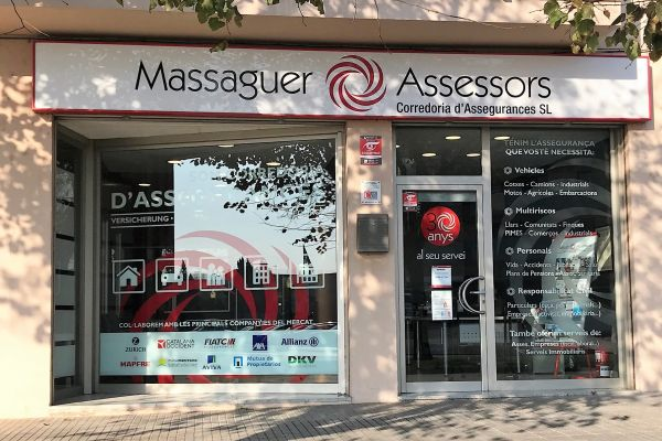 Massaguer Assegurances exterior